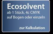 Titelgrafik Digitaldruck Aufkleber Ecosolvent