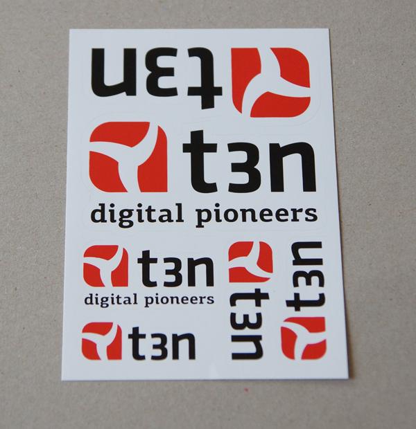 postcard stickers