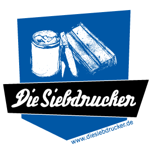 Die Siebdrucker - our in-house screen printing workshop